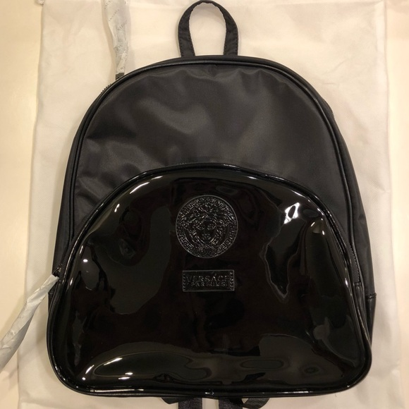 fe50f64bf69 Versace Bags   Womens Backpack   Poshmark